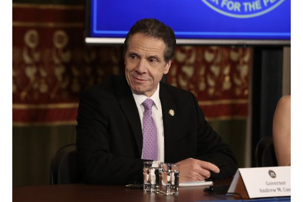 NY Gov Andrew Cuomo Snags International Emmy for 'Masterful Use of Television' During Pandemic thumbnail