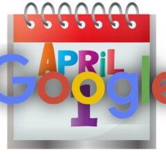 april fools day google