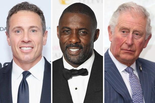 Chris Cuomo Idris Elba Prince Charles