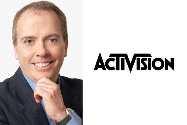 Daniel Alegre Activision