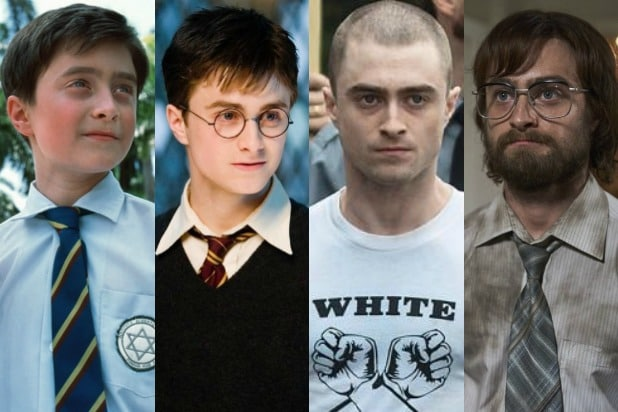 Evolution of Daniel Radcliffe: From 'Harry Potter' to 'Miracle Workers'