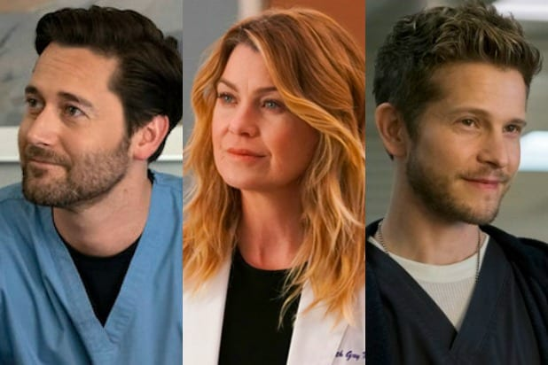 greys new amsterdam the resident donating medical supplies