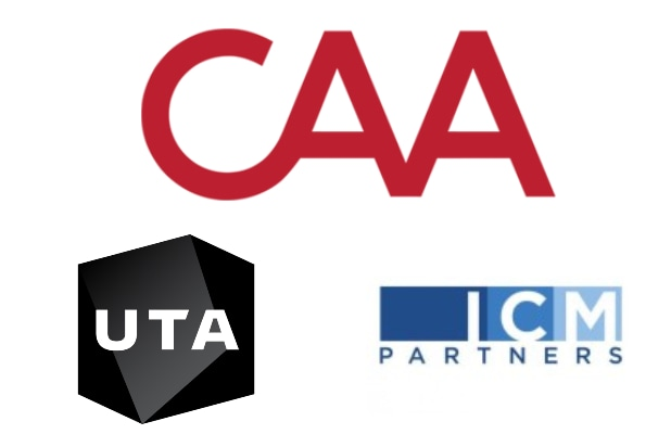 Hollywood Agency Logos