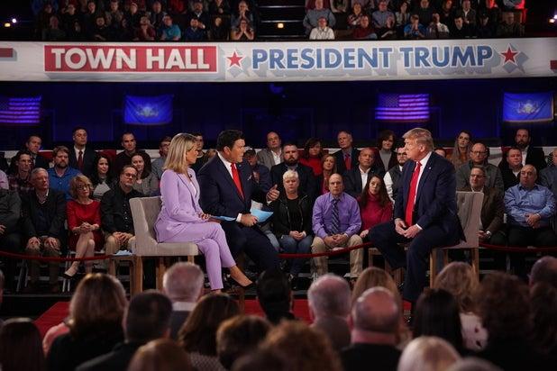 Fox News Trump town hall