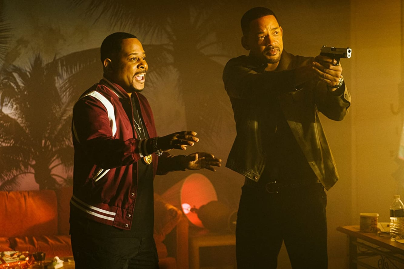 is bad boys 4 on the way sony martin lawrence will smith