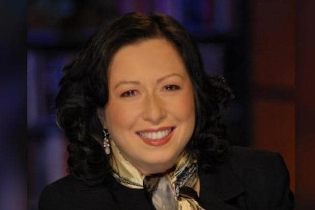 Maria Mercader CBS News