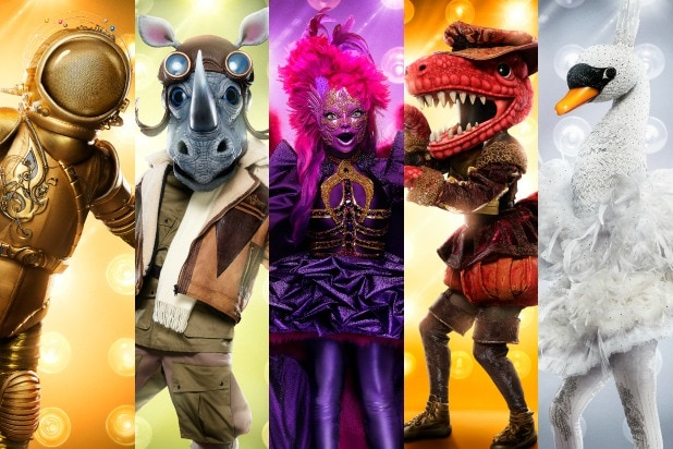masked singer group c contestants identities guesses