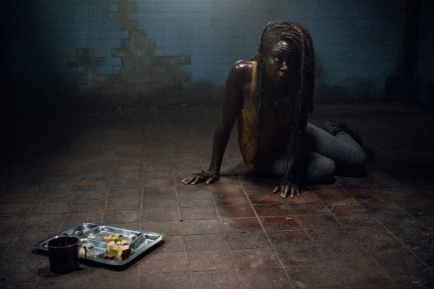 twd walking dead movie danai gurira michonne