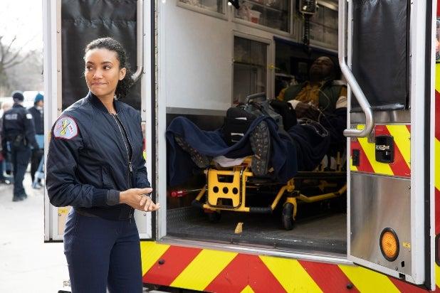 Annie Ilzoneh Chicago Fire