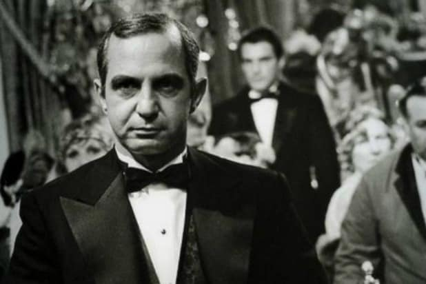 Ben Gazzara Al Capone