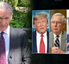 Bill Maher Donald Trump Mitch McConnell Ron DeSantis Real Time coronavirus