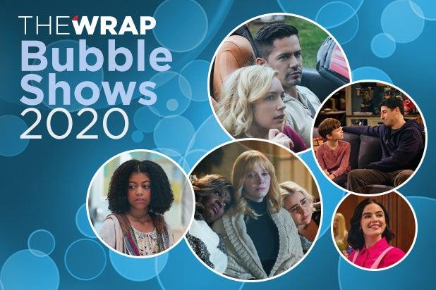 Bubble TV shows