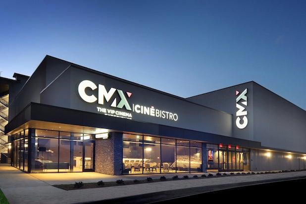 CMX Bankruptcy
