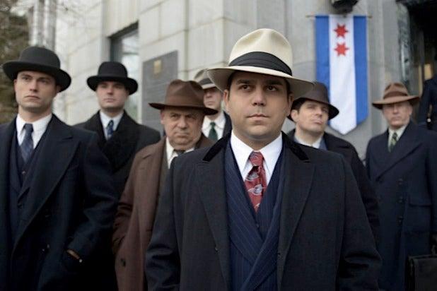 Cameron Gharaee Al Capone