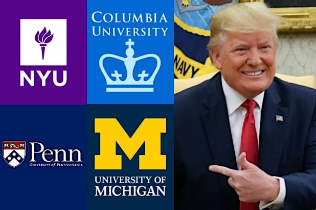 Donald Trump Universities