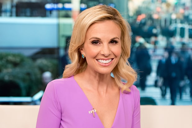"Elisabeth Hasselbeck Returns To ""Fox & Friends"""
