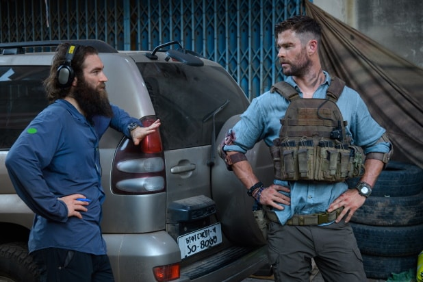 Extraction Chris Hemsworth Sam Hargrave Captain America Thor