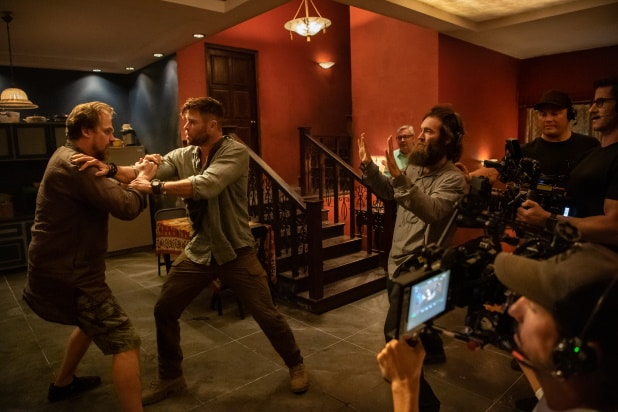 Extraction Chris Hemsworth Sam Hargrave Thor Captain America