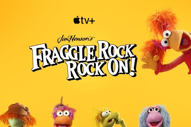 Apple TV+ to Bring Back 'Fraggle Rock' With Free Mini-Episodes