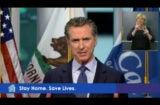Gavin Newsom at 4/28 press conference