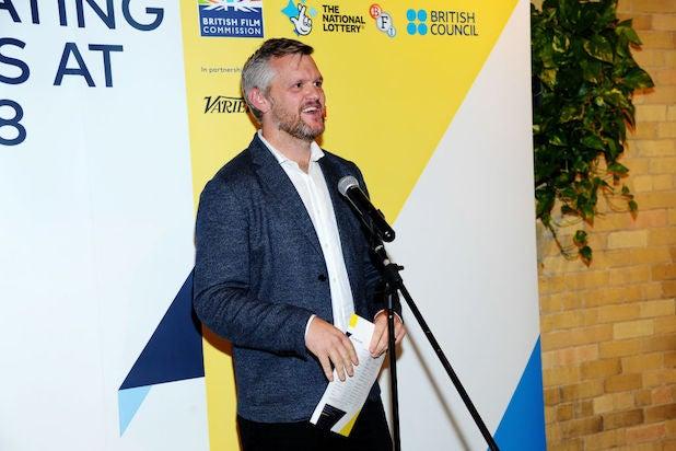 Ben Roberts CEO BFI