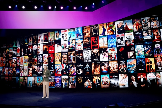 HBO Max investor day Ann Sarnoff