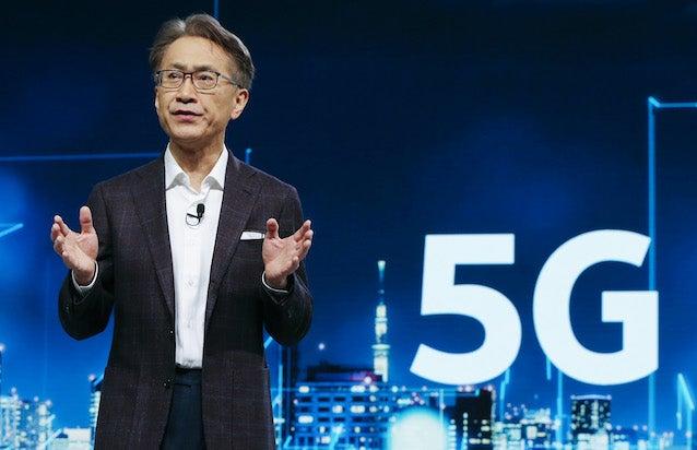 Kenichiro Yoshida Sony