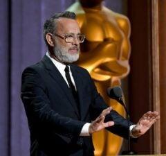 Governors Awards Tom Hanks