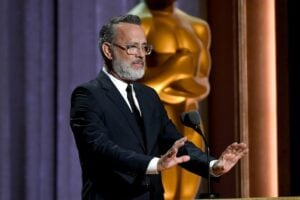 Governors Awards Tom Hanks