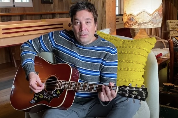 Jimmy Fallon is 'Starting to Crack'