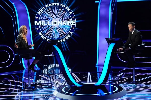 Jimmy Kimmel Who Wants to Be a Millionaire