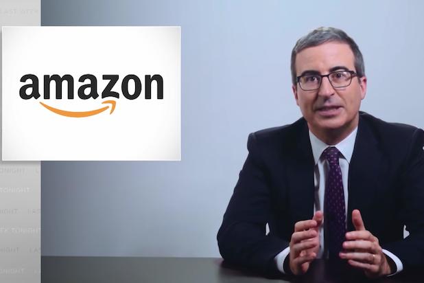 John Oliver Last Week Tonight Amazon