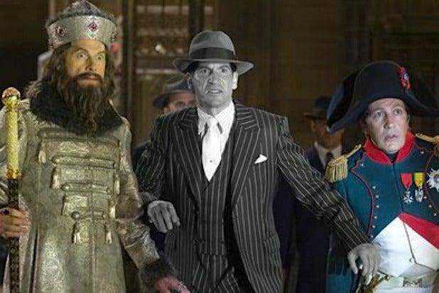 Jon Bernthal Al Capone