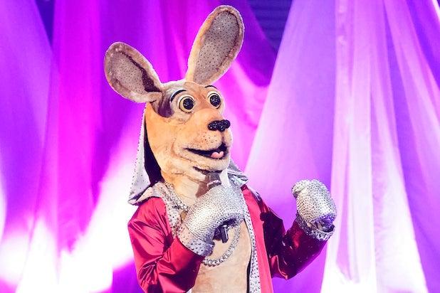 Kangaroo Masked Singer Jordyn Woods
