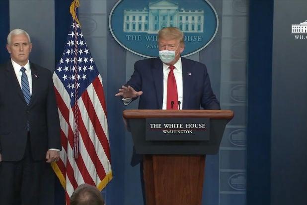Kimmel Trump Coronavirus
