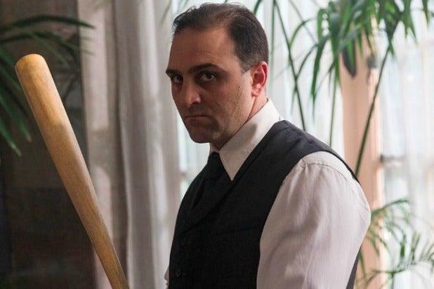 Michael Kotsohilis Al Capone