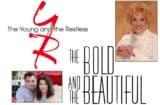 CBS Soaps Young and the restless bold and the beautiful Y&R B&B