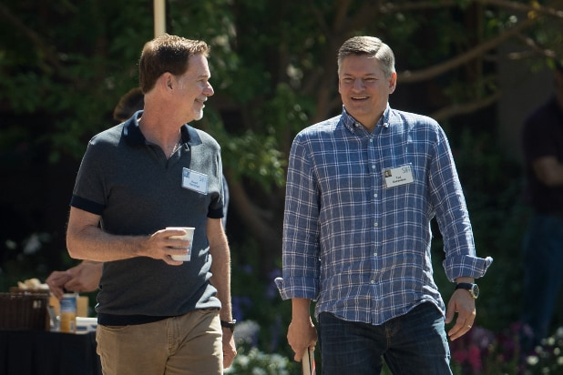 Netflix Founder Reed Hastings Got a $2.5 Million Raise in 2019 – Ted Sarandos' Raise Doubled That
