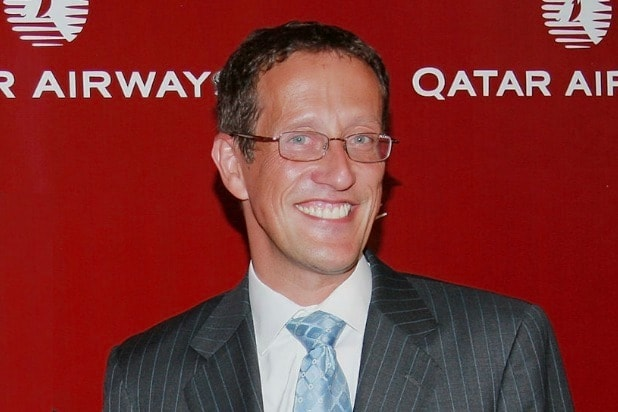 Richard Quest CNN Coronavirus