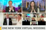 Morning news wedding