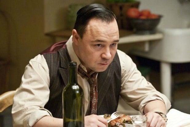 Stephen Graham Al Capone