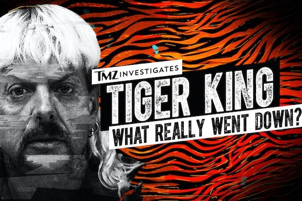 Tiger King Stars Are Under Investigation Tmz S Harvey Levin Says