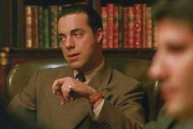 Titus Welliver Al Capone