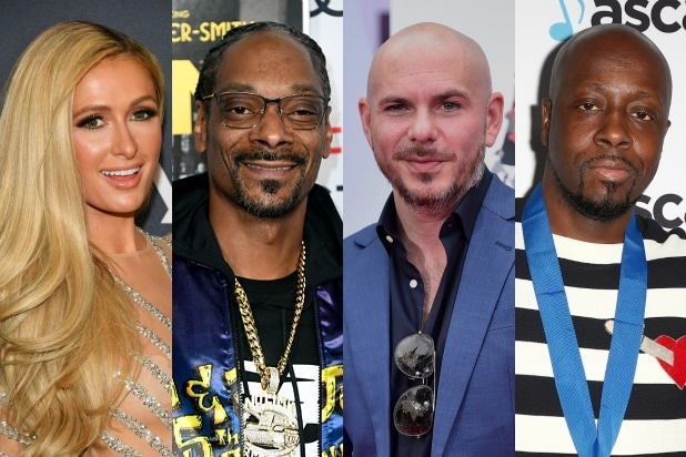 TrillerFest Paris Hilton Snoop Dogg Pitbull Wyclef Jean