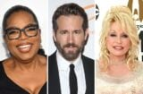 Oprah Ryan Reynolds Dolly Parton