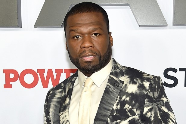 50 Cent Curtis Jackson