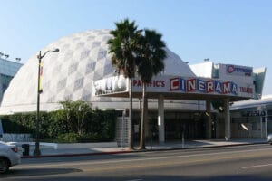 Cinerama Dome Arclight Hollywood