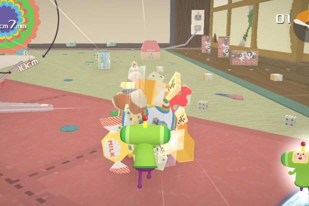 katamari damacy switch coronavirus quarantine