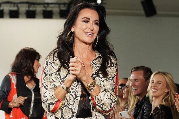 Kyle Richards Real Housewives