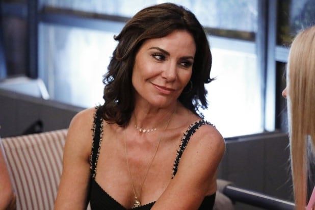 LuAnn de Lesseps Real Housewives